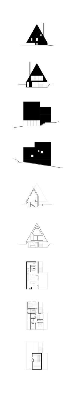 Press kit | 1010-04 - Press release | FAHOUSE - Jean Verville architecte - Residential Architecture - Photo credit: Maxime Brouillet