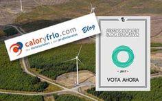 El blog de Caloryfrio.com seleccionado como mejor blog temático de energías #renovables