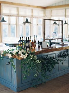 Fabulous Florals at Pippin Hill Farm & Vineyards (A Wedding Venue in Charlottesville, Virginia). Photography by Ashley Cox Photography. Event Venues, Wedding Venues, Wedding Ideas, Monticello Wine Trail, Virginia Wineries, Summer Weddings, Charlottesville, Tasting Room, Rustic Charm