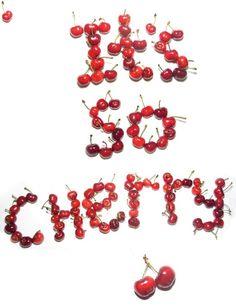It's so cherry Cherry Baby, Cherry On Top, Cherry Tree, Cherry Blossom, Cherry Cherry, Cherry Crush, Cherry Delight, Cherry Lips, Frases