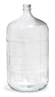 Homebrew Finds: 6 Gallon Glass Carboy - $48.99 Shipped