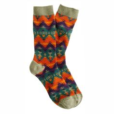 Navajo Socks by Anonymous Ism