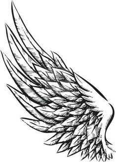 Tattoos for men and women wings tatuajes de alas de angel, t Bild Tattoos, New Tattoos, Body Art Tattoos, Sleeve Tattoos, Tattoos For Guys, Wrist Tattoos, Celtic Tattoos, Tribal Tattoos, Polynesian Tattoos