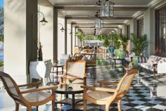 1904 Bar at The St. Regis Mauritius Resort