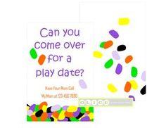 9 Delightful Playdate Invites Images Free Printables Cute Babies