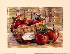 Fruit Stand Apples
