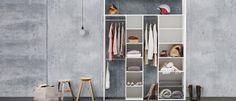 Basic inrichting | Houd overzicht over jouw garderobe