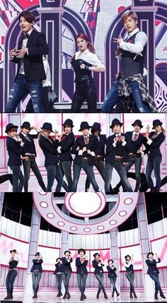 [1401312] TVXQ & Girls' Generation's Parallel Fashion? : News : KpopStarz