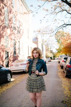 Learn to mix autumnal hues and prints | To The 9s: Navigating Fashion & Style