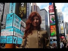 (HD1313) 2 minutes in Time Square, Manhattan, New York, America - GoPro ...