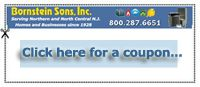 Bornstein Sons are third generation air conditioning contractors providing air conditioning services in New Jersey. Service area includes Bergen, Passaic, Union, Essex & Morris Counties.