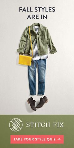 """"""" to a Personal Stylist with Stitch Fix and make this your most stylish season yet. We'll send you jeans and other great pieces to try on at home. Keep your favorites and send back the rest. Shipping, returns and exchanges are always free. Fall Winter Outfits, Autumn Winter Fashion, Fall Fashion, Stitch Fix Outfits, Stitch Fix Stylist, Fashion Advice, Fashion Ideas, Fashion 101, Womens Fashion"""