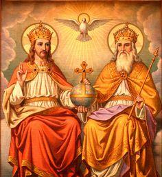 GOD or ELLOHIM in Christian Faith...... THE TRINITY