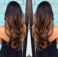 What Summer Ombré You Should Ask For Based On Your Hair Color | Betches