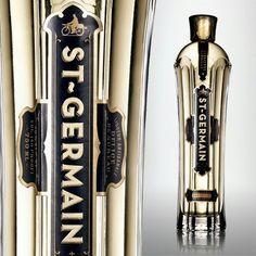 St-Germain Elderflower Liqueur