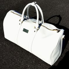 "Packs Project on Instagram: ""White Mercer Duffle  #packsproject #fashion #streetwear #losangeles"""