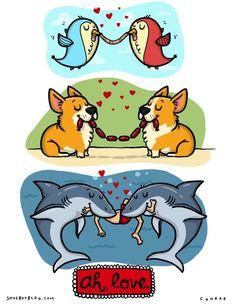 Das muss Liebe sein - http://www.dravenstales.ch/das-muss-liebe-sein/