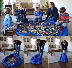 Portable Lego Mat