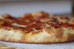 Best Homemade Pizza! (need a  pizza stone for this recipe)
