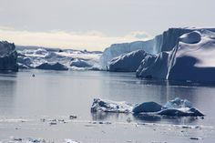 Greenland glacier at record speed - Arctic and Ice - Ice-Blog - DW.COM