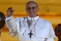Benvenuto Papa Francesco http://www.lucaleonardini.com/it/blog/benvenuto-papa-francesco