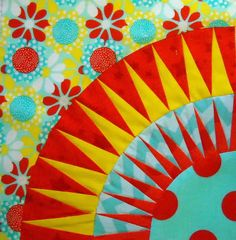 44th Street Fabric: Another Oklahoma Beauty Block