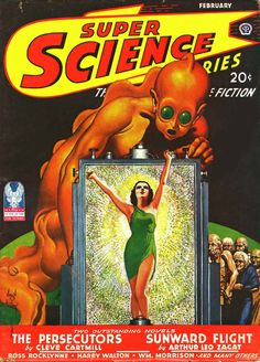 old school sci fi stories - Google Search