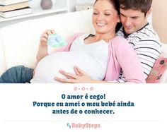 #O_Amor_é_Cego #babysteps #infográficos #bebé #gravidez #amor #família #pai #mãe