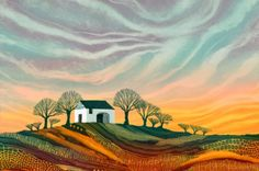 Sky Barn by Rebecca Vincent
