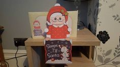 Check out this item in my Etsy shop https://www.etsy.com/uk/listing/473879604/mrs-claus-christmas-countdown-decoration