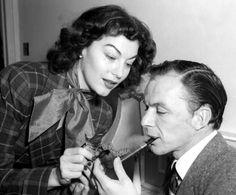 Frank Sinatra Ava Gardner 2