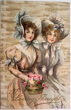 Victorian Ladies.