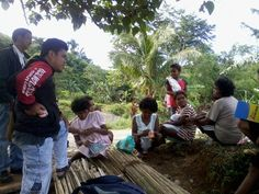 community visitation to Dumagat community residing along the river bank of Agos river in the town of General Nakar, Province of Quezon