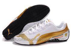 http://www.airjordanchaussures.com/womens-puma-future-cat-low-in-white-gold-for-sale.html WOMEN'S PUMA FUTURE CAT LOW IN WHITE/GOLD AUTHENTIC Only 73,00€ , Free Shipping!