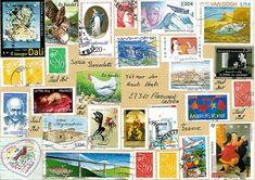 mail art postal
