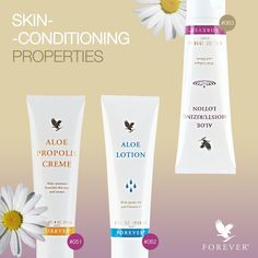 Skin soothing and hydrating products