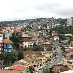 Valparaiso, Chile (personal photo via Jamie Stamp)