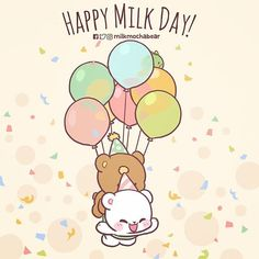 HBD our white bear Milk! 🎉🎉 I taught ur birthday was on the April 16 th .why did u lie to me ))) so April 18 th is your birth . ((( ))) nice means unconditional love . Pls meet me soon ! Bear Wallpaper, Kawaii Wallpaper, Wallpaper Iphone Cute, Chibi Cat, Kawaii Chibi, Cute Cartoon Images, Cute Cartoon Wallpapers, Cute Bear Drawings, Cute Love Gif