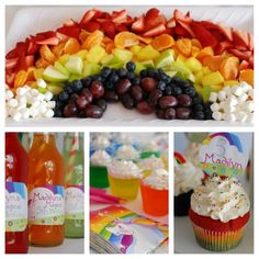 Children's Rainbow and Unicorn Party @ Cupcakes by the Beach, FWB, FL