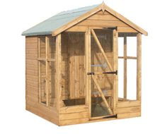 Cheap kennels and Animal Enclosures - Pets At Home have a wide selection of cheap dog kennels and runs for your dog, both indoor and outdoor. To make sure you get the right one for your pet. Outdoor Buildings, Outdoor Structures, Cheap Dog Kennels, Chicken Coop Run, Greenhouse Shed, Hen House, Single Doors, Animal House