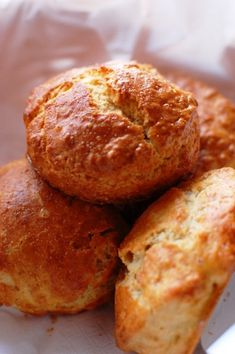 These are the best scones I've ever had (my friend Olga gave me her recipe thankfully!).