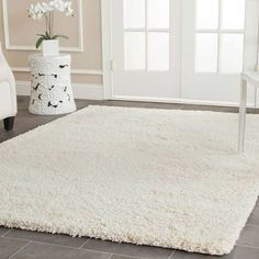 plush ivory area rugs 8 x 10