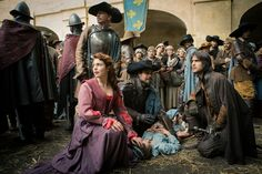 Splash of Vogue: The Musketeers (BBC series) - Review