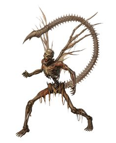 Bone Devil - Osyluth - Pathfinder PFRPG DND D&D d20 fantasy