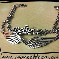 Credici un pò di più www.memelabblog.com Nuova collezione bracciali