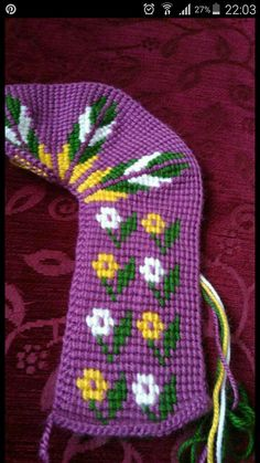 This Pin was discovered by Iğn Baby Knitting Patterns, Crochet Patterns, Crochet Shoes, Crochet Slippers, Knitting Socks, Free Knitting, Tunisian Crochet, Knit Crochet, Hairstyle Trends