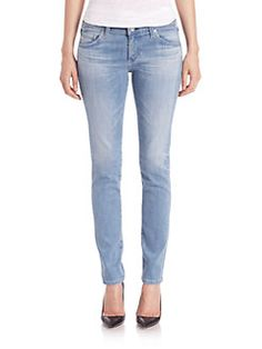 AG - Stilt Roll-Up Jeans