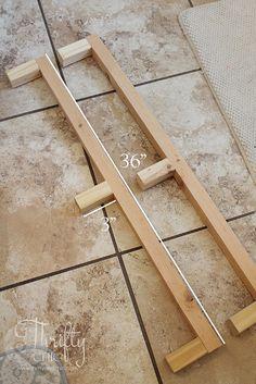 DIY Floating Shelves and Bathroom Update Repurposed Furniture, Diy Furniture, Furniture Removal, Fixer Upper, Concrete Candle Holders, Floating Shelves Bathroom, Plant Shelves, Decorating On A Budget, Ikea