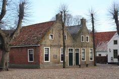 Marktplatz der Festung Bourtange   Bourtange   Niederlande   2012   (c) Rainer Wermelt   rainerwermelt.de