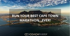 Enter to win a 2018 Cape Town Marathon Training program PLUS a 1 on 1 consultation with Coach Parry worth R4500.